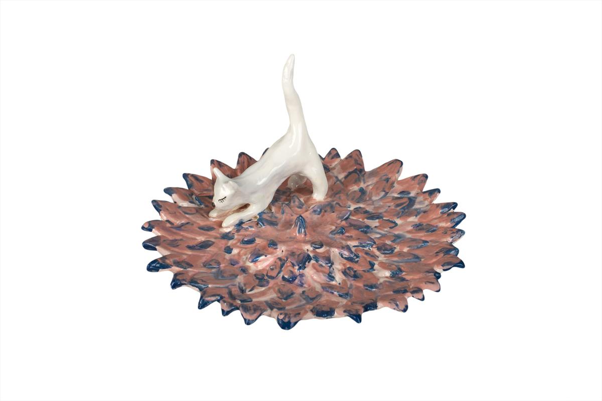 керамическая тарелка для колец на заказ