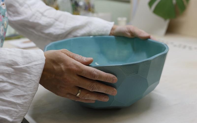 большой салатник - посуда для ресторанов