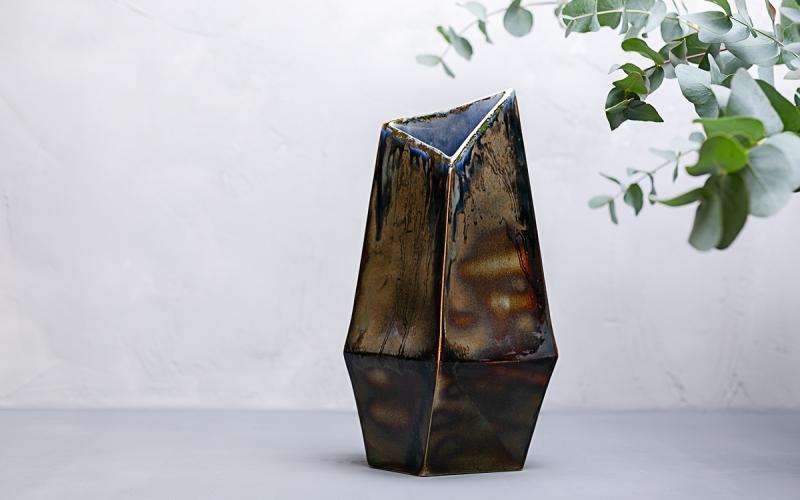 декор интерьера ваза ручная работа