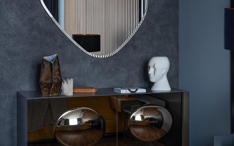 декор интерьера ваза керамическая