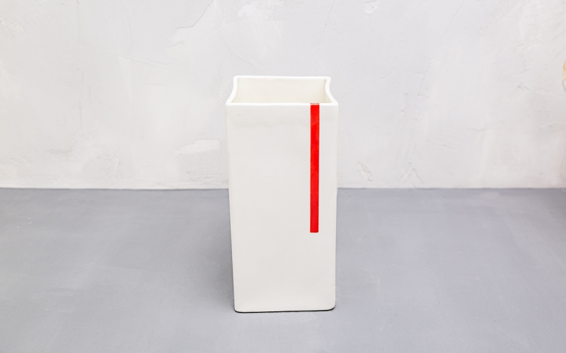 авторская керамика ручной работы декор ваза