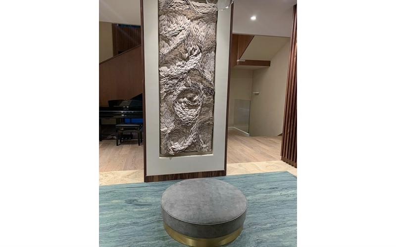 керамическое панно на заказ