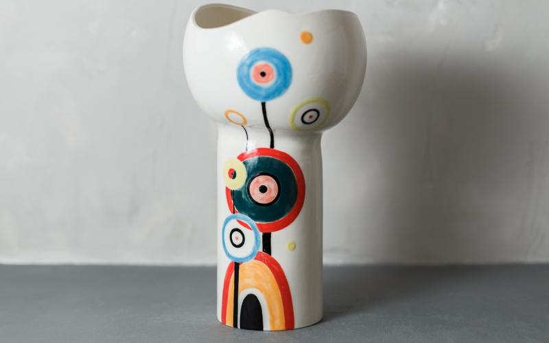 декор интерьера авторская керамика