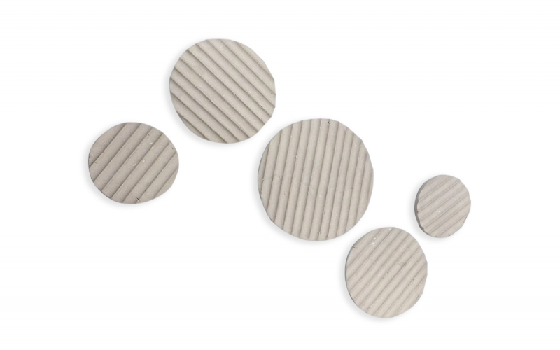 керамическое панно ручной работы