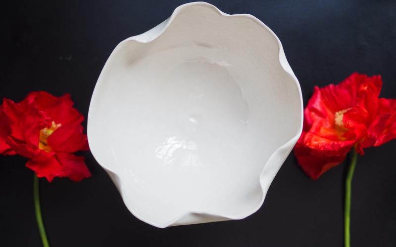 керамическая чаша авторская керамика