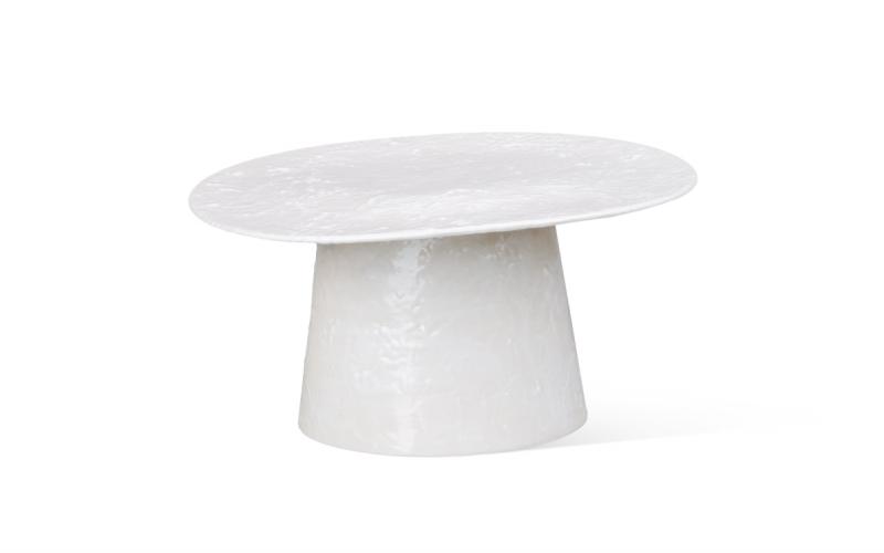 керамическое блюдо ручной работы