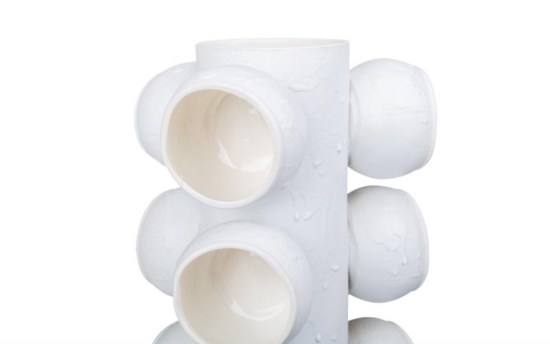 керамическая ваза ручной работы