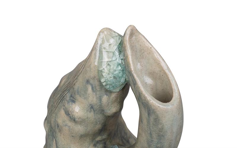 авторская скульптура из керамики