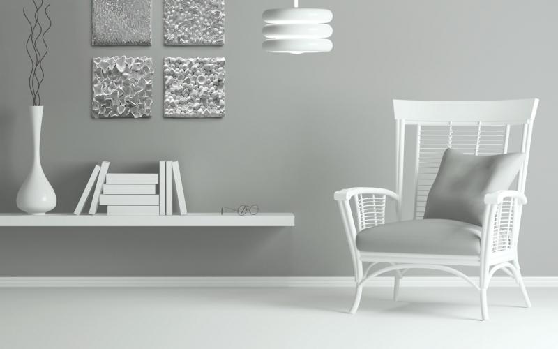 декор интерьера керамика