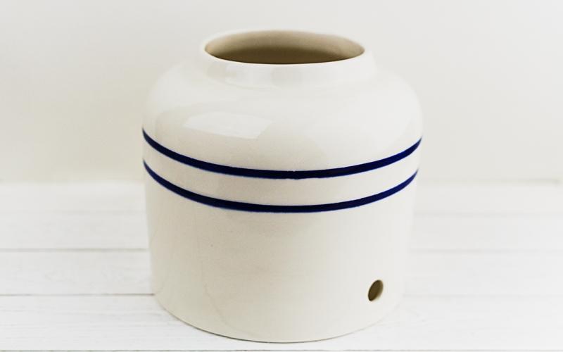 кувшин для молока керамика ручной работы
