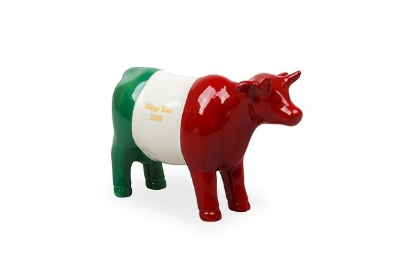 керамическая корова на заказ