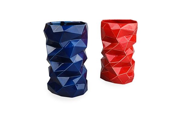 керамическая ваза на заказ для интерьера