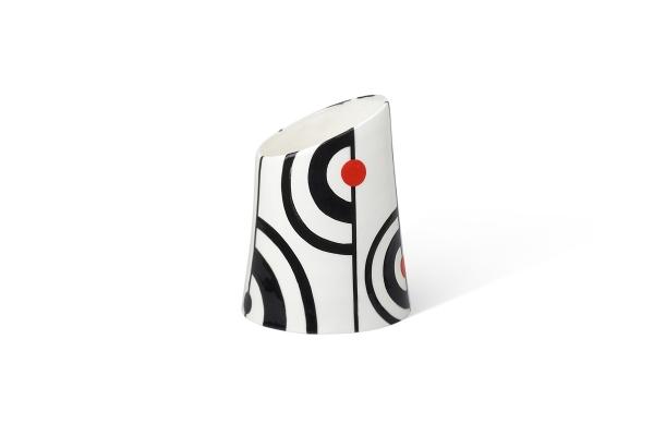 керамическая ваза ручной работы в интерьер дизайнерам