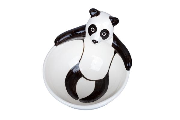 детская посуда панда