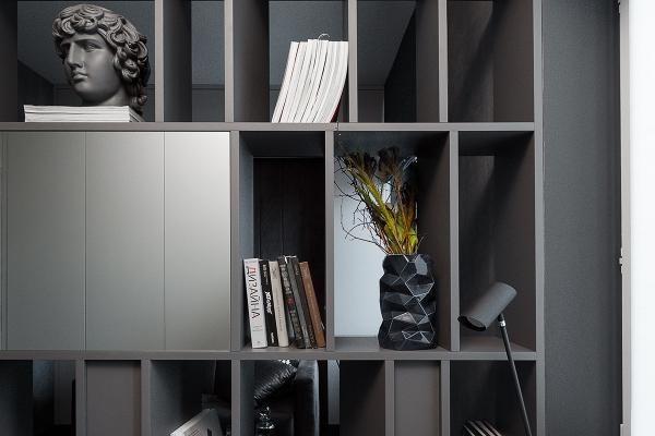 интерьер кабинет авторская керамика