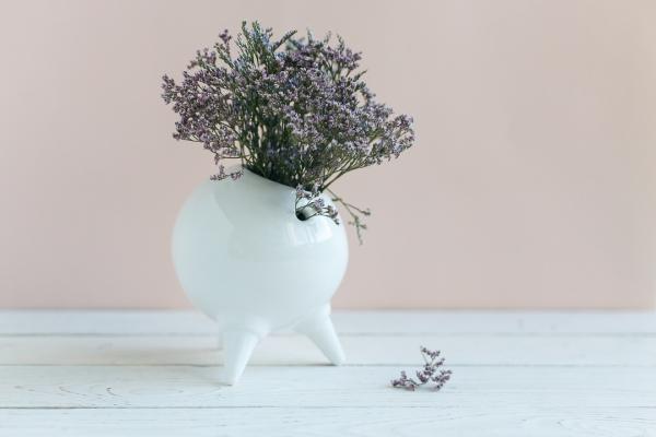 керамическая ваза ручной работы на заказ