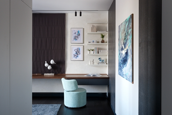 интерьер комнаты для подростка авторская керамика