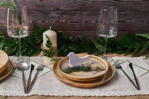 авторская посуда для ресторана