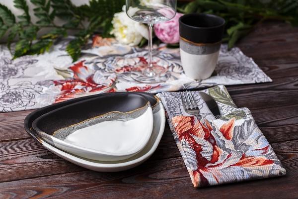 авторская посуда для кафе