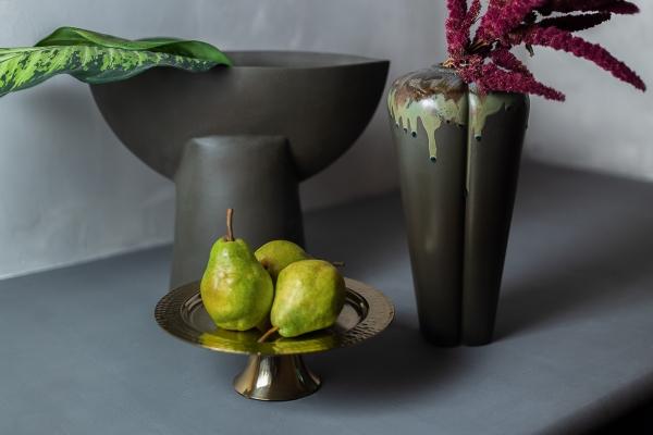 керамическая ваза авторская работа