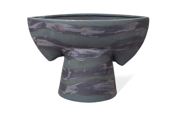 керамическая ваза ceramum
