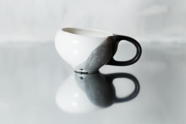 авторская посуда для ресторана для кофе